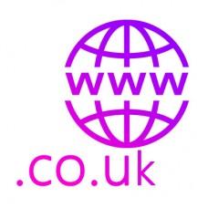 Domain registration (.CO.UK)